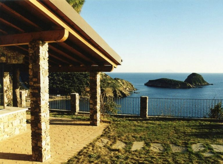 Villa Erste vista mare 12