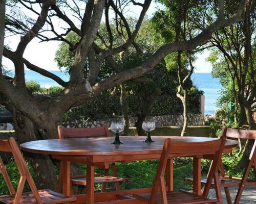 Villino I LENTISCHI - giardino